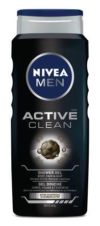NIVEA MEN Active Clean Shower Gel - image 1 of 1