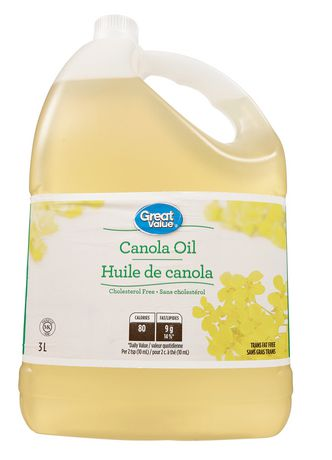 Great Value Canola Oil - image 1 of 2