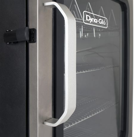 "Dyna-Glo DGU951SDE-D 40"" Two Door Digital Bluetooth Electric Smoker - image 8 of 9"
