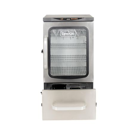 "Dyna-Glo DGU951SDE-D 40"" Two Door Digital Bluetooth Electric Smoker - image 3 of 9"