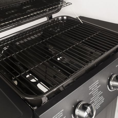Dyna-Glo DGB300CNP-D 2 Burner Open Cart Propane Gas Grill - image 6 of 8