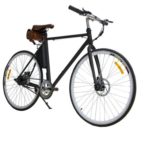 Daymak Vermont 36V Electric Bicycle - Black - image 1 of 4