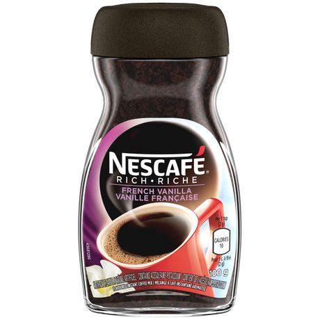 NESCAFÉ RICH French Vanilla, Instant Coffee - image 1 of 5
