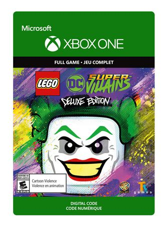 Xbox One LEGO DC Super-Villains Deluxe Edition [Download]