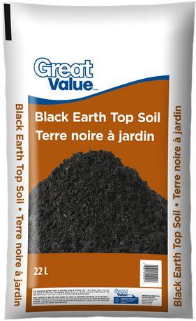 Great Value Black Earth Top Soil Walmart Canada