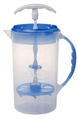 Pichet sans BPA pour mélanger la préparation lactée de Dr. Brown's - image 1 de 3