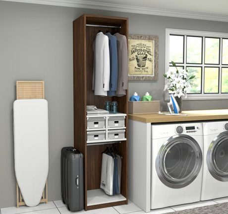 """Cielo by Bestar 19.5"""" Multi-Storage Cubby Unit - image 2 of 2"""