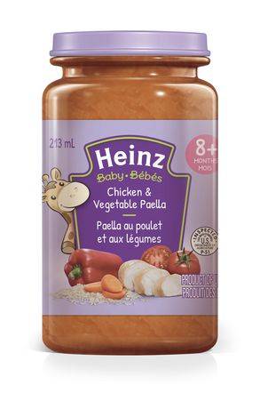 Heinz Junior Chicken And Vegetable Paella - image 1 of 1