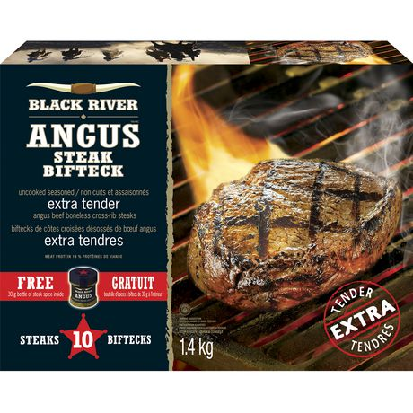 How Much Does It Cost >> Black River Angus Steak | Walmart.ca