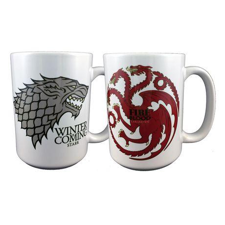 Game of Thrones 15 oz Mugs - image 1 of 1