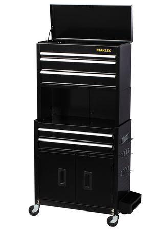Stanley 24 Quot 5 Drawer Tool Storage Combo With Riser