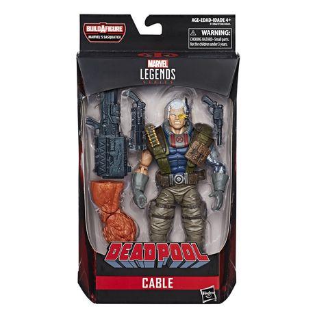 Marvel Legends Series - Cable de 15 cm - image 1 de 2