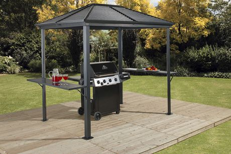 sojag bbq shelter ventura walmart canada. Black Bedroom Furniture Sets. Home Design Ideas