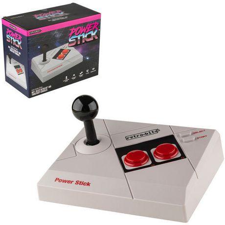 Retro-Bit Power Stick NES Arcade Joystick Controller