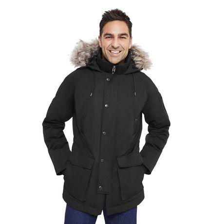 Canadiana Men's Parka Jacket - image 1 of 6