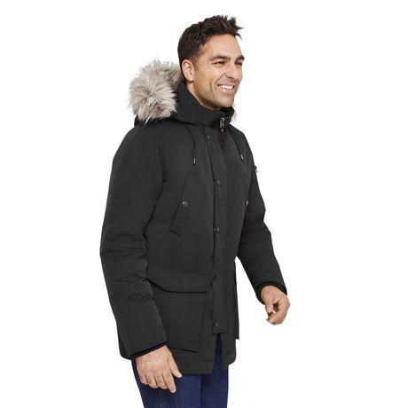 Canadiana Men's Parka Jacket - image 2 of 6