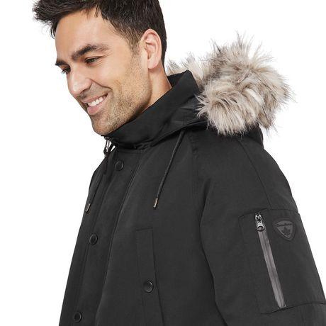 Canadiana Men's Parka Jacket - image 4 of 6