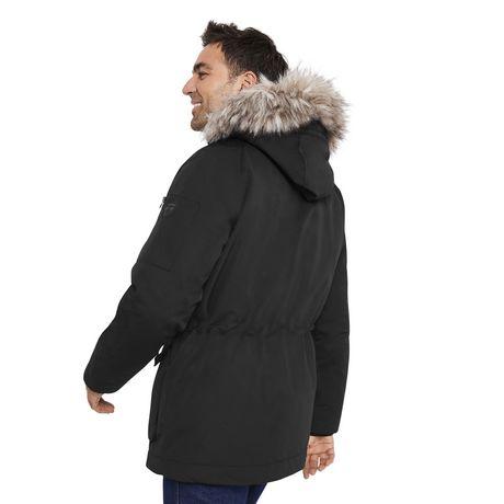 Canadiana Men's Parka Jacket - image 3 of 6