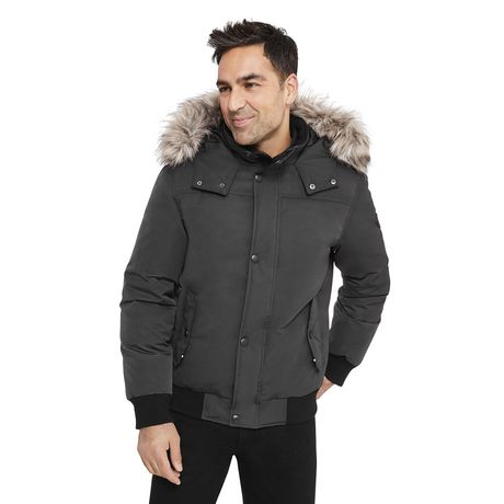f0f3f7234 Canadiana Men's Bomber Jacket | Walmart Canada