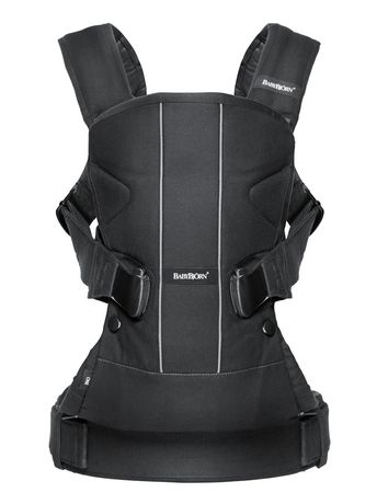 ccbe0448366 BabyBjörn BabyBjorn Baby Carrier One - image 1 of 9 ...