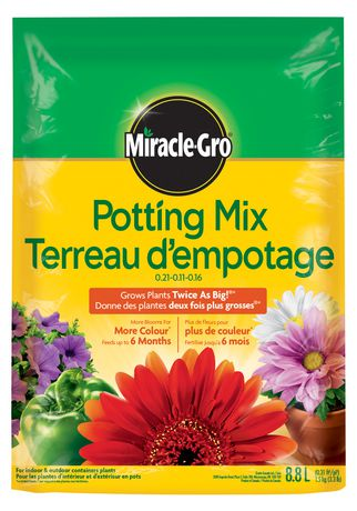 Terreau D'empotage  Miracle-Gro 8.8L - image 1 de 1