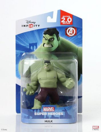 6 Figurines Disney Infinity 3.0 achetées = 40€ de réduction @ Amazon  Code