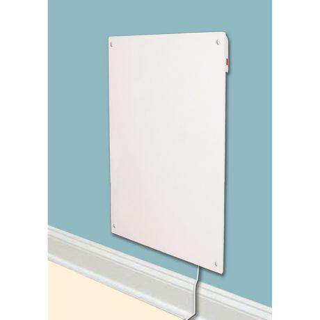 Amaze Heater 600 Watt Ceramic Electric Wall Mounted Room