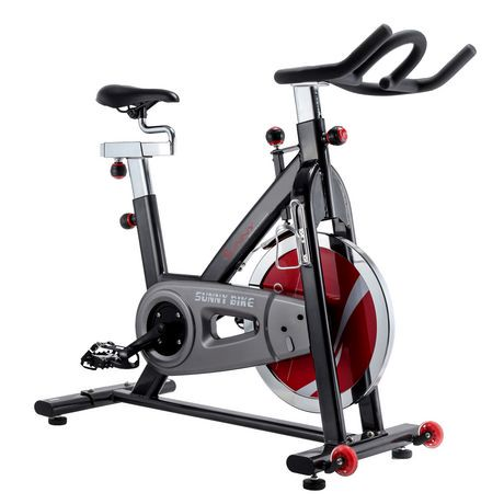 Sunny Health Amp Fitness Sf B1002 Belt Drive Indoor Cycling