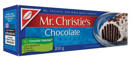 Mr. Christie Chocolate Wafers - image 1 of 2