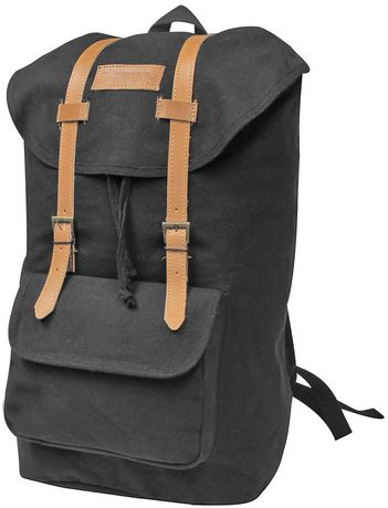 World Famous Sales Of Canada Inc World Famous Nessmuck Rucksack - Black Black