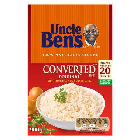 Uncle Ben's Converted Rice | Walmart Canada
