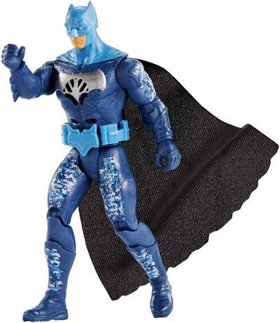 DC Justice League Talking Heroes Stealth Attack Batman Figure