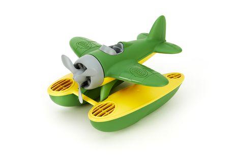 Jouet hydravion Green Toys en vert - image 1 de 5