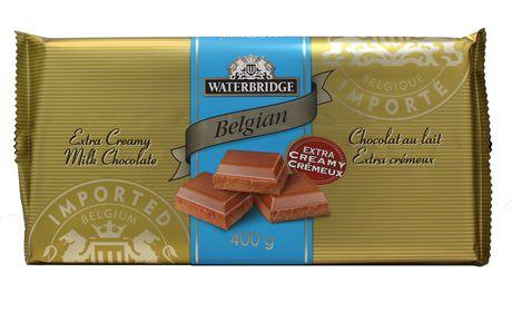 Waterbridge Belgian Extra Creamy Milk Chocolate - image 1 of 2