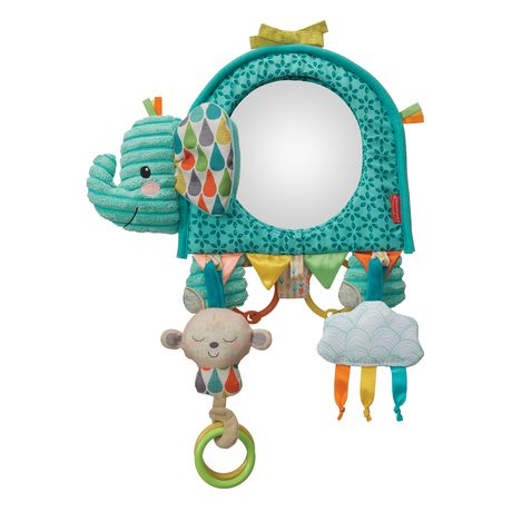 Infantino ELEPHANT MIRROR - image 1 of 3