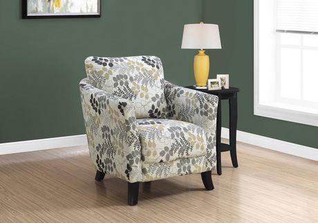 New Beige Accent Chair Decor