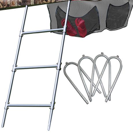 Skywalker Trampolines 3 Rung Ladder Accessory Kit - image 1 of 5