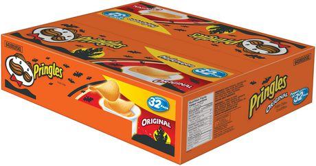 Pringles Halloween Original Potato Chips - image 1 of 2
