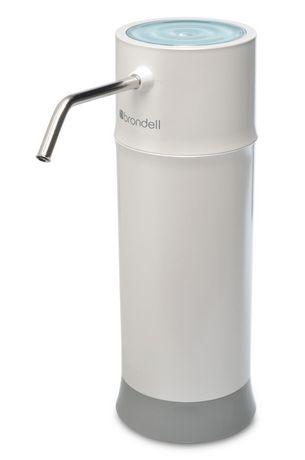 Système de filtration d'eau de comptoir Brondell H2O+ Pearl - image 1 de 7