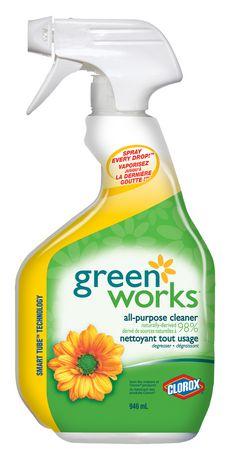Green Works AllPurpose Cleaner Walmart Canada