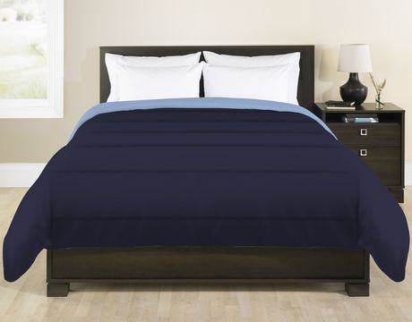 Grey Label Reversible Navy Comforter - image 1 of 1