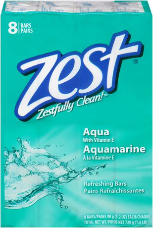 Zest Zestfully Clean! Refreshing Bars - image 1 of 1