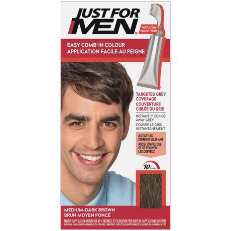 Just For Men AutoStop Brun moyen foncé A-40 - image 1 de 1