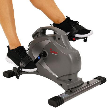 Mini vélo d'exercice magnétique SF-B0418 de Sunny Health & Fitness - image 1 de 6