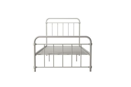 Wallace Metal Bed Canada, Istyle Monaco Queen Bed