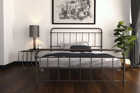 Wallace Metal Bed - image 2 of 4