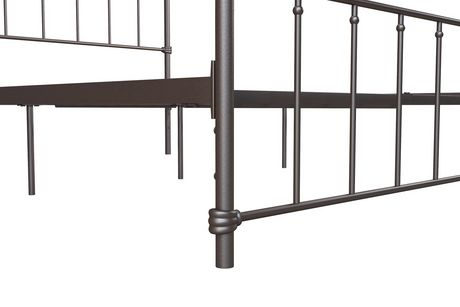 Wallace Metal Bed - image 4 of 4