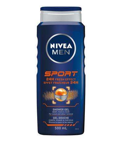 NIVEA MEN Gel douche Sport effet fraîcheur 24H - image 1 de 1