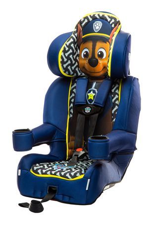 KidsEmbrace Friendship Combination Booster Paw Patrol Chase Car Seat