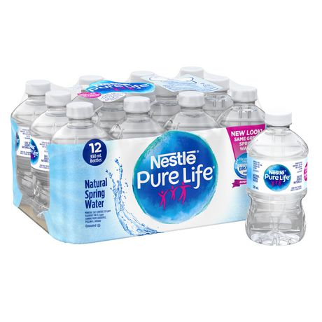 Nestlé Pure Life 100 % Natural Spring Water - image 1 of 5